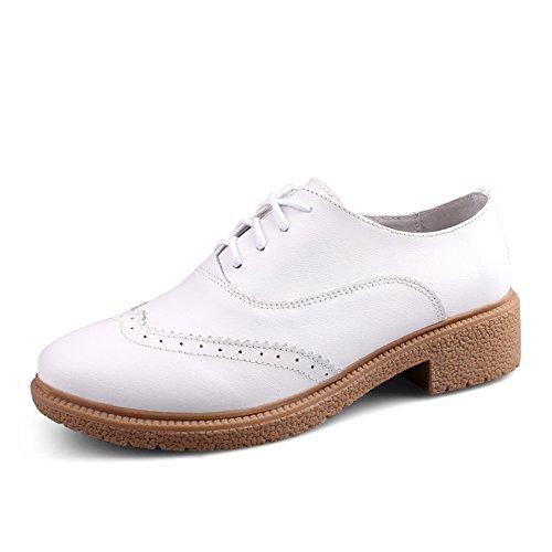 Chaussures printemps/Strap chaussures Oxford d'Angleterre/Chaussures à talon plat/Chaussures plates/Chaussures occasionnelles/Chaussures B
