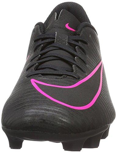 Nike Herren Mercurial Vortex Iii Fg Fußballschuhe Schwarz