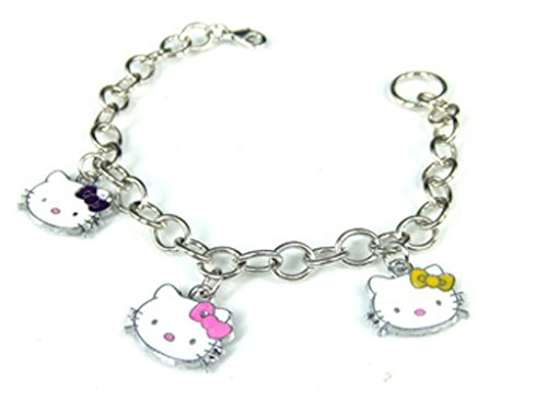 bracelet-hello-kitty-charms