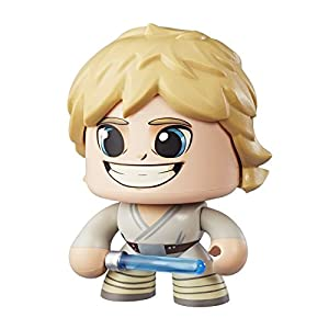 Star Wars- Mighty Muggs Figura Coleccionable, Luke, Color Skywalker, Norme (Hasbro E2173EU4)