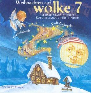 Weihnachten auf Wolke 7 - Grosse Stars singen Kuschelsongs für Kinder