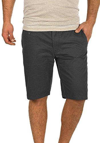 BLEND Sasuke Herren Chino Shorts kurze Hose, Größe:M;Farbe:Phantom Grey (70010)