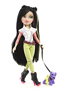 Bratz Club Neon Runway Jade Doll