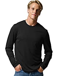 Hanes - T-shirt - Manches Longues - Homme