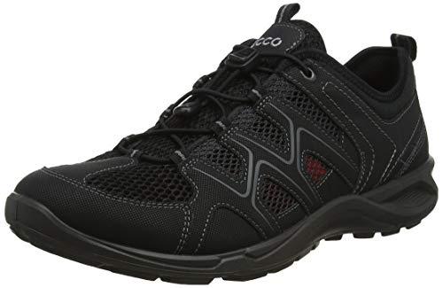 ECCO Herren TERRACRUISELTM Sneaker, Schwarz Black 51052, 44 EU