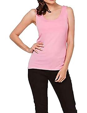 T Shirt Donna Mama Allattamento Blocchi Maglietta Elegante Smanicato Rotondo Collo Puro Colore Casual Moda Magliette...