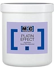 M:C Meister Coiffeur Platin Effect C blau 100 g Staubfreies, blaues Blondierpulver für stärkste Aufhellung