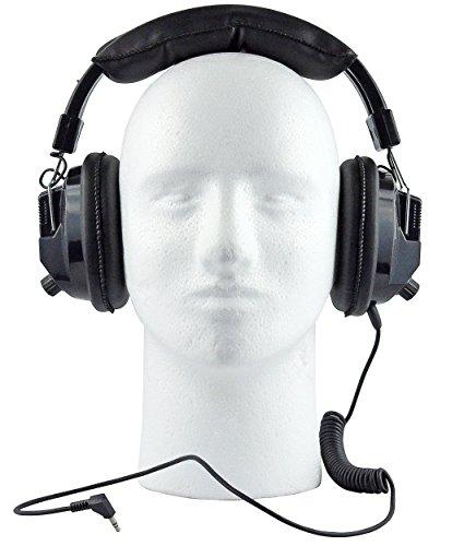Race Day Elektronik über den Kopf Racing Scanner Headset Stereo (rde-1402)