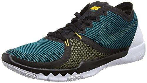 Nike Free Trainer 3.0 V4 Herren Hallenschuhe Grün