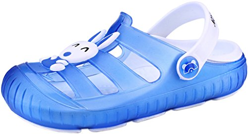 Gaatpot Infant Kids Clogs - Baby Beach Sandals Summer Slip-On Slipper Mules Shoes for Boys and Girls - Size 5.5-10.5 Child