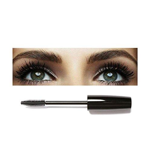 Vovotrade Focallure Mascara Slender Curl Imperméable à l'eau Non Coloré Dense Lock Color Mascara Eyelash