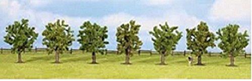 noch-25090-modellismo-ferroviario-alberi-da-frutta-scala-h0-tt-n-z-colore-verde