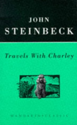 Book cover for Travels With Charley