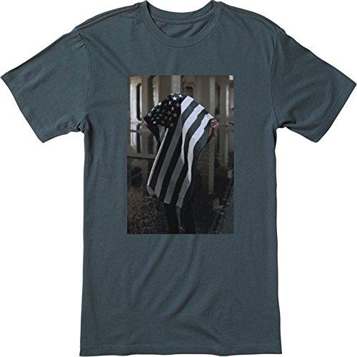 rvca-miller-short-sleeve-t-shirt-small-dark-slate