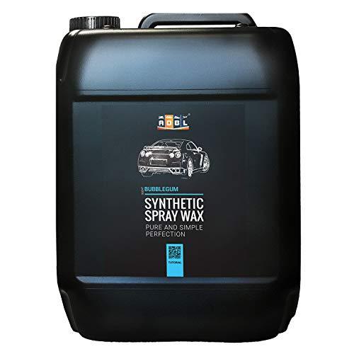 ADBL Synthetic Wachs Sprühwachs Synthetic Detailer Schnellwachs Autowachs 1L (5 Liter)