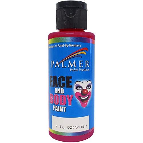 Palmer Gesicht und Körper Malen 60Magenta (Malen Gesicht Palmer)