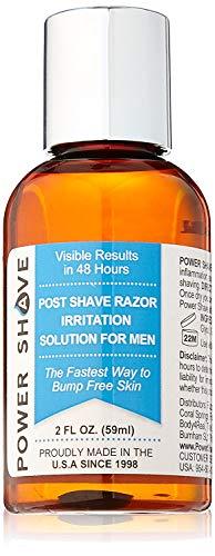 Power Shave Serum für eingewachsene Haare, Rasurpickel und Rasurbrand