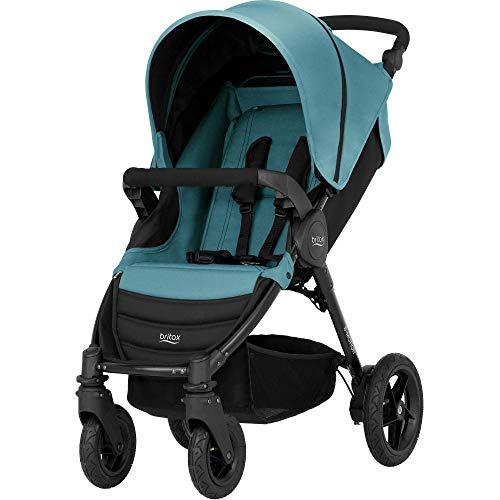 Britax B-Motion 4 Kinderwagen, Geburt - 17 kg (4 Jahre), Kollektion 2019, Lagoon Green