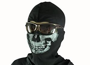 MW2 Ghost wind Skull mask (balaclava) skull / skeleton face mask / balaclava Call of Duty Call of Duty Modern Warfare 2 (CoD MW2) [amount-limited] (japan import)