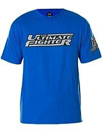 Tapout T-Shirt Liddell TUF Team Blau