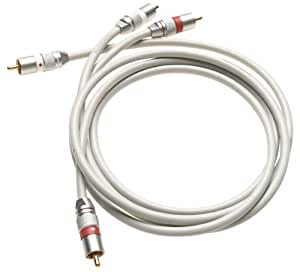 Red Rose Spirit S1 Analog Interconnect Cables (Silver, 3 Feet, Pair)