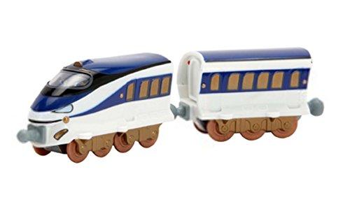 Chuggington - Hanzo, tren de juguete (TOMY LC54121)