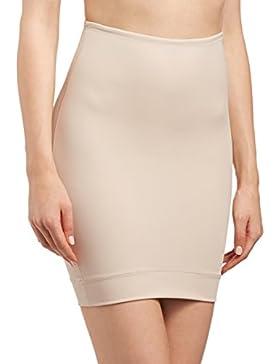 National Geographic Library Shapewear Skirt, Falda Moldeadora para Mujer, Beige (Light Beige), XL