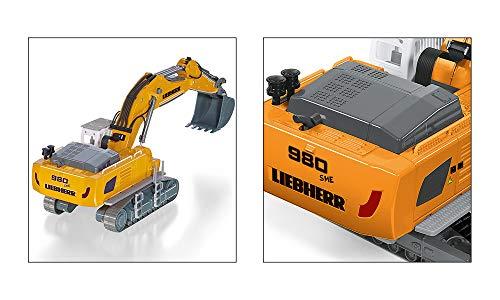 RC Auto kaufen Baufahrzeug Bild 4: Siku 6740 - Liebherr R980 SME Raupenbagger Fahrzeuge*