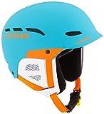 Cébé Gafas de esquí casco Dusk Junior blue/naranja, 53–57cm, cbh194
