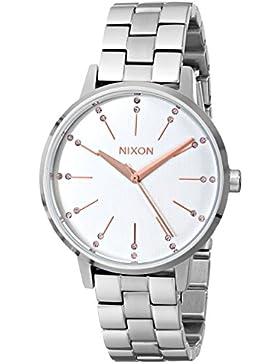 Nixon Damen-Armbanduhr Analog Quarz Edelstahl A0991519-00