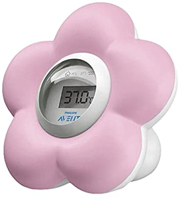 Philips AVENT SCH550/20 Bath and Room Thermometer