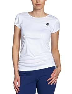 Lotto Sport Damen T-shirt Muse, white, XS, N5702