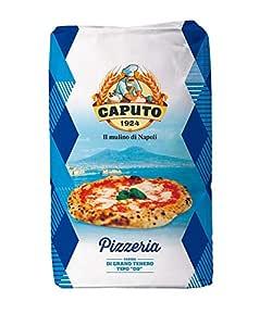 Mehl Caputo blu Pizzeria '00' Kg. 25: Amazon.de