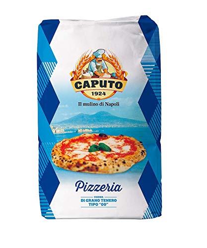 Mehl Caputo blu Pizzeria \'00\' Kg. 25