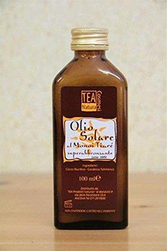 Tea Natura - Olio Superabbronzante al Monoi e Tiareè