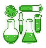 3DREAMS Keksausstecher Nerd Chemie Architektur Medizin Uni Made in Germany aus...