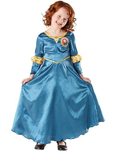 Disney - Disfraz infantil de Merida clásico (Rubie's I-881877S)