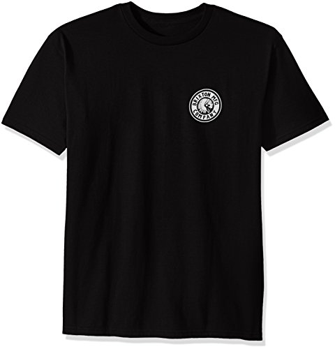 Brixton Herren T-Shirt Rival Schwarz