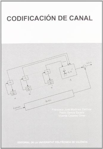 Descargar Libro Codificación de canal de Francisco José Martínez Zaldívar