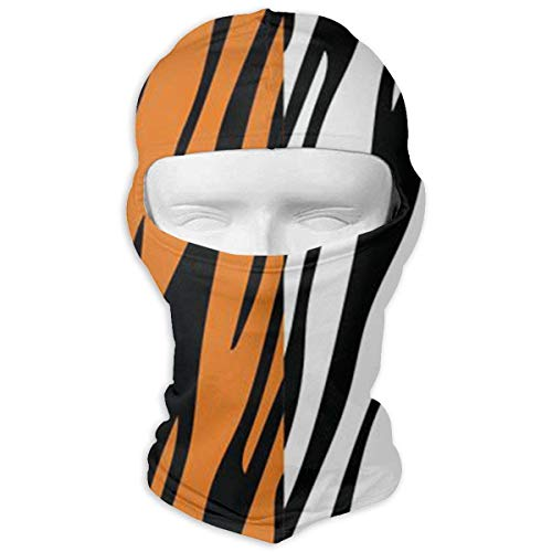 Leopard Grain Balaclava Face Mask for Windproof UV Protective Hat for Cycling Motorcycle Skiing - Leopard Hat Womens