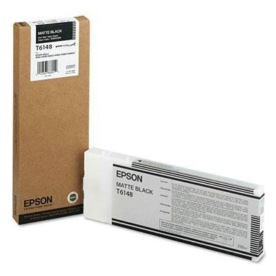 220-ml-pigment Tinte (Epson T614800Tinte matt schwarz 220ml stark verbesserte Pigment Kunstharz Chemie hochwertiges Produkt von)