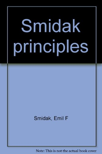 Smidak Principles. Action and Re-Action, Power and Responsibility, Metus (positive fear), Ignotum (the unknown)