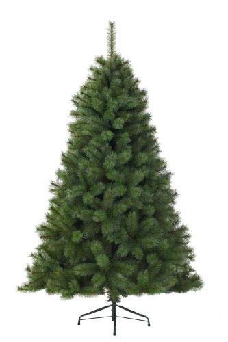 Kaemingk 683840 - Árbol de Navidad artificial, PVC, 150 cm, color verde