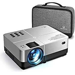 vankyo Mini Vidéoprojecteur Portable 4000 lumens Retroprojecteur, Un cinéma privé Premium. Compatible avec TV Box, Amazon Fire TV Stick, Chromebook, PC, Ordinateurs Portables, tablettes, Lecteur