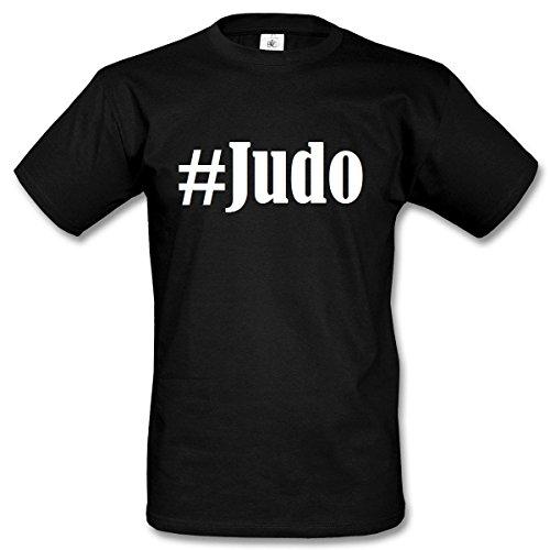 Tshirt Judo Hashtag Raute Fur Damen Herren Und Kinder In Der Farbe