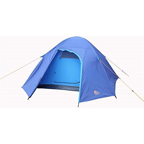 COX SWAIN Zelt QUEBEC 3 - 3 Personen Kuppel Zelt, 220x230x135cm, Colour: Dark blue / Blue