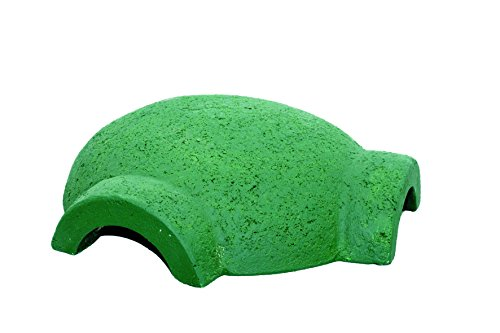 Wildlife Habitat: Frog and Toad Bunker. Dark Green. 1