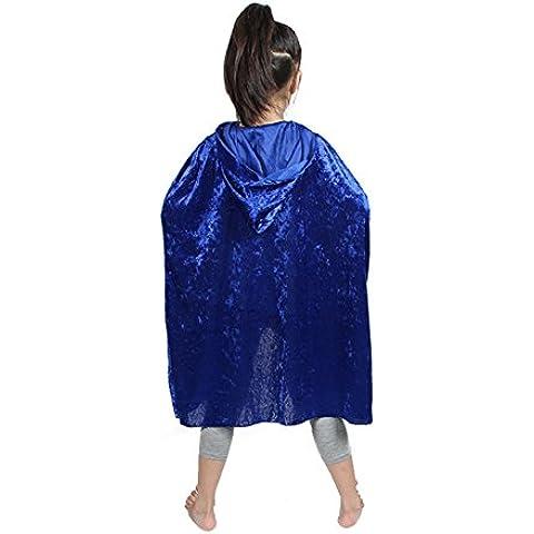 SLG Abbigliamento di Natale/Adulti Bambini Mantello/La morte strega mantello/mascherata-H - Serie Maschera Parti
