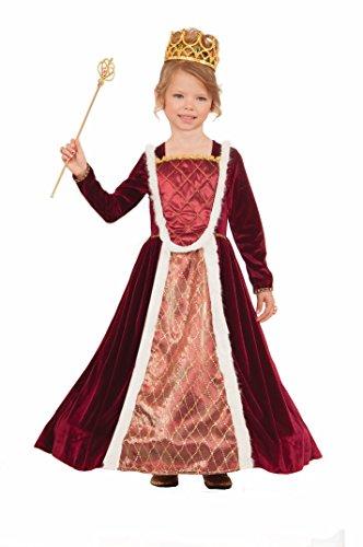 Costume Medium Child (Royal Queen Kind Kostüme)