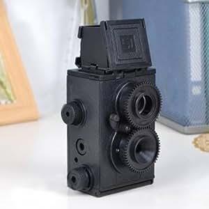 mini caméra lomo double lentille reflex 35mm caméra tlr kit de montage bricolage